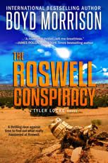 'The Roswell Conspiracy' and 89 More FREE Kindle eBook Downloads on http://www.icravefreebies.com/