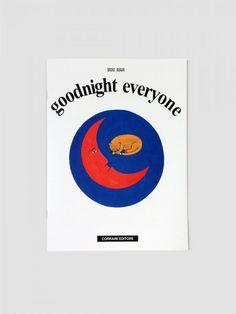 Bruno Munari – Goodnight Everyone