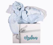 Gift Set 3 - Personalised Box with jacket,onesie,leggings and bib - Little Lumps Baby Clothing Online Personalised Box, Personalized Baby, Baby Clothes Online, Baby Shop, Onesie, Baby Shower Gifts, Adidas Sneakers, Leggings, Jacket