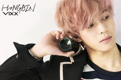 HONGBIN ♡ #VIXX // BOYS' RECORD