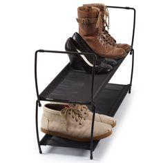 Полка для обуви Imelda черная купить в интернет-магазине Enjoy-Me.Ru, цены, отзывы, фото. Заказать полка для обуви Imelda черная в Москве и Санкт-Петербурге