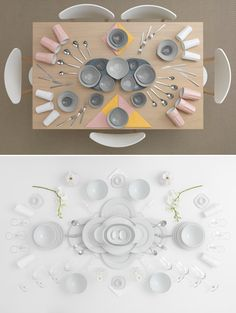 dying over these carl kleiner product shots for ikea. (from @eva black's blog)
