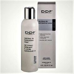 Glycolic 5 % Exfoliating Wash DDF #DDF