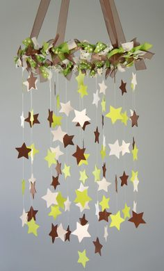 Star Mobile for Nursery (or anyone! ^_^)