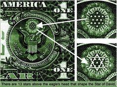 dollar bill stars