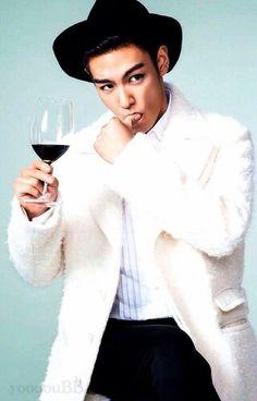 Choi Seunghyun bka T.O.P aka Tabi aka Tempo