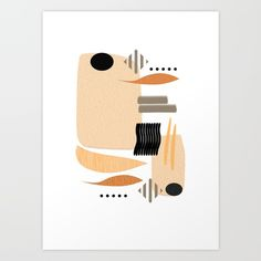 Immensidad Art Print by Li Zamperini Art | Society6