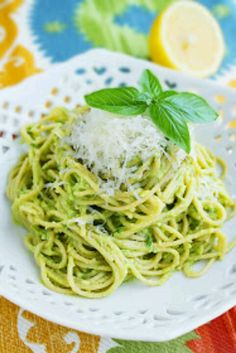This is so gonna happen. http://ohsheglows.com/2011/01/31/15-minute-creamy-avocado-pasta/