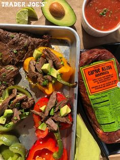 Clean Eating Recipes For Dinner, Healthy Dinner Recipes, Trader Joes Food, Trader Joe's, Carne Asada Grilled, Summer Grilling Recipes, Side Recipes, Easy Recipes, Healthy Appetizers