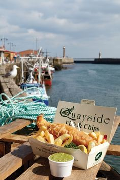 10 Best...Feel-Good Fish and Chip Shops | www.coastmagazine.co.uk #NationalChipWeek