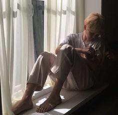 Jimin Serendipity with Calico cat Namjoon, Taehyung, Hoseok, Jung So Min, Busan, Bts Photo, Foto Bts, Jikook, Bts Jimin