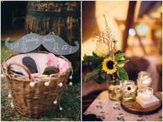 Amy and Michael's Boho Filled, Glamping Festival Wedding By Mike Plunkett Photography