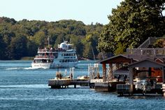 BEST U.S. BOAT RIDE: Thousand Islands -- New York's Thousand Islands region seems made with nautical tourism in mind. Glass-topped catamarans, triple-decker cruise boats and majestic paddlewheelers ply the waters, taking visitors past Boldt Castle and the mansions of Millionaire Row, Kingston Penitentiary and Fort Henry, all while offering interesting insight into the history of this scenic destination.