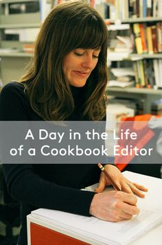Sarah Billingsley, Senior Editor for Food and Drink at Chronicle Books, writes about her experience editing recipes and crafting cookbooks.