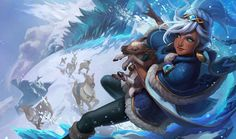 Taliyah | League of Legends
