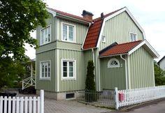 grönt hus - Google-søk