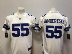 a7467033b (ebay link) Leighton Vander Esch cowboys white jersey XL sz  fashion   clothing