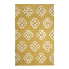 I sorta like this yellow rug, and it's not too expensive.  Maybe for the bedroom?