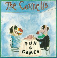 The Connells - Fun & Games (CD, Album) at Discogs