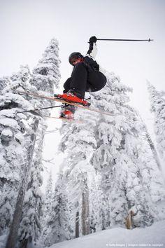 Whitefish Mountain Resort - Whitefish, Montana. Whitefish Mountain, Snow Scenes, Lake George, Ski Fashion, Longboarding, Mountain Resort, Snow Skiing, Extreme Sports, Vacation Spots