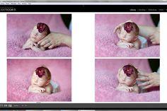 ewelinabaranska.pl - fotografia dziecięca, fotografia ciążowa i rodzinna, fotografia noworodkowa: Bezpieczny noworodek na sesji