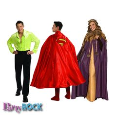 Capes, Robes & Tops Party Rock Frisco TX Party Supplies