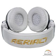 Aerial7 Tank Platinum Swivel Headphones Noise Cancelling, On Set, Best Brand, Bass, Headphones, Tech, Headpieces, Headset, Lowes