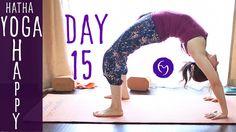 Day 15 Hatha Yoga Happiness: More Gratitude