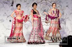 Asian Fashion Blog: Harkirans at the Asiana Bridal Show 2012 London