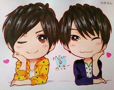 Yuki Kaji & Tetsuya Kakihara Tweets con contenido multimedia de かめろん@DGSが生きる源 (@ksk_dgs420) | Twitter