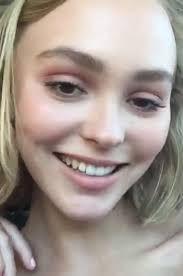 """Résultat de recherche d'images pour """"lily-rose depp instagram"""""""