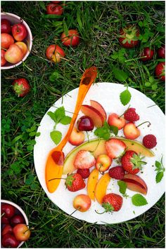 Strawberry Rainier Cherry Muddler