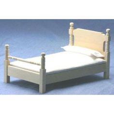 Billedresultat for miniature bed