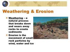 Related image Weathering And Erosion, Image