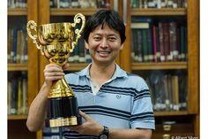 Matsuura é o Campeão Brasileiro Absoluto de Xadrez 2016 | Rafael Leitão