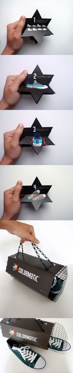 cool packaging PD:
