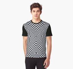 @Redbubble #redbubbleart #Minimal #Geometrical #OpticalIllusion #Style #Pattern #b&w #GraphicT-Shirts http://ift.tt/2fpyHfs http://ift.tt/2lOU3bN - http://ift.tt/1Ogt3bY #art #design