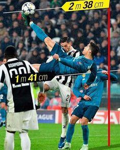 Pontapé  de bicicleta de Cristiano Ronaldo