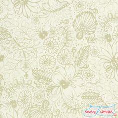 Skipping Stones Sun Coloured Garden quilt fabric by Anna Marie Horner for Freespirit