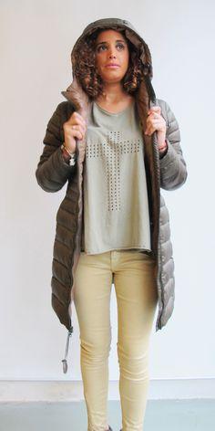 #wilcolook #moda #mujer http://www.miinto.es/shops/b-1040-wilco, cazadora #blauer ,
