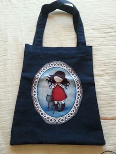 Totebag Gorjuss