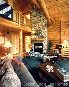 Golden Eagle Log Homes