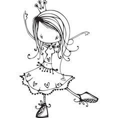 fairy, niña, bailarina. princesa