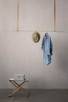 Ferm Living Shop — Clothes Rack (Gray)