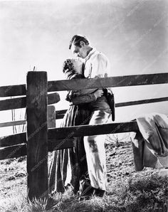 photo Vivian Leigh Clark Gable Gone With the Wind 252-13