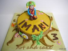 Kabouter klus cake/taart