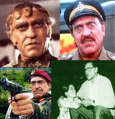 The country remembers Amrish Puri –the most versatile villain of all times. The country remembers Amrish Puri on his birthday on Jun. Amrish Puri, All About Time, Bollywood, Actors, Baseball Cards, Country, People, Rural Area, Country Music