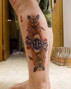 Dog Tattoos - Tattoos.net