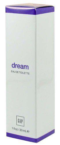 Gap Scents Dream Eau De Toilette Travel Purse Size 1oz Perfume. This is surely a great product!