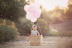 Baby Emma   Temecula Smash Cake Photographer